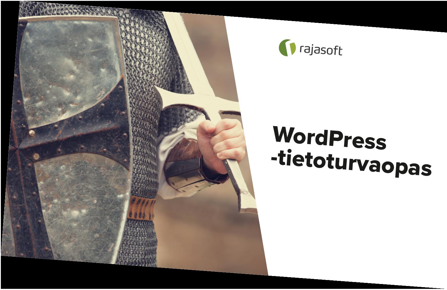 WordPress tietoturvaopas
